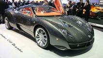 Spijker C12 Zagato at Geneva