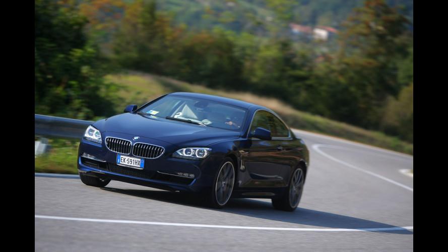 Nuova BMW Serie 6 Coupé: il ritorno del piacere