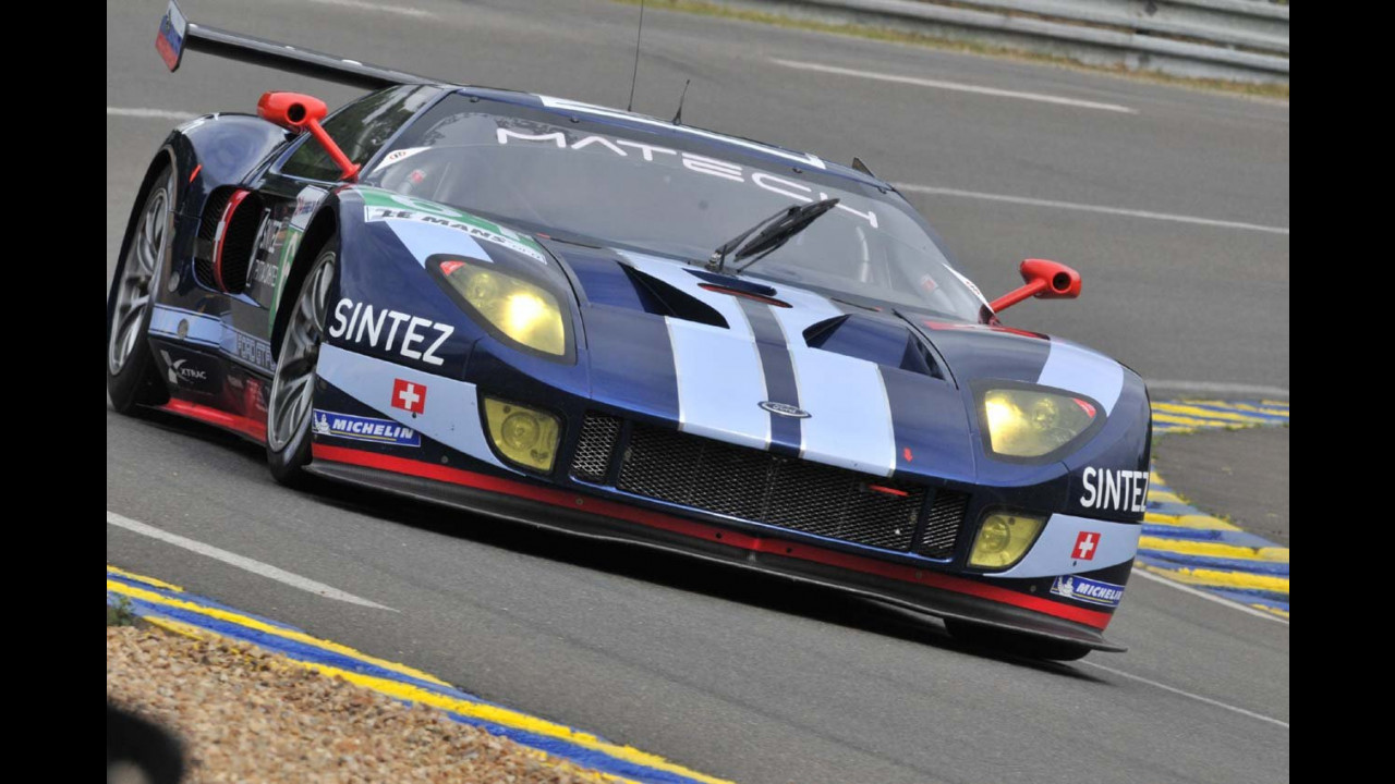 Ford alla 24 Ore di Le Mans 2010