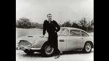 L'Aston Martin DB5 di 007, James Bond	(1965) -