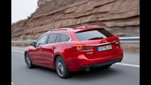 Mazda6 Wagon restyling 2015