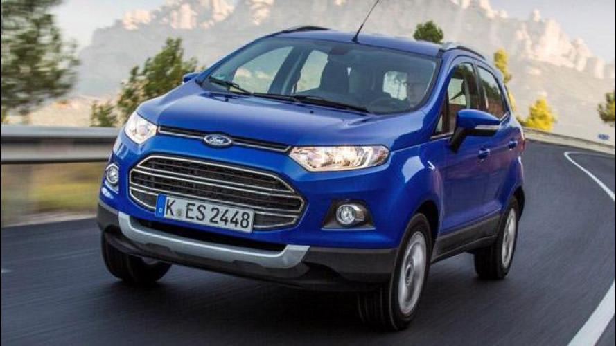 Ford EcoSport, il piccolo SUV che mancava
