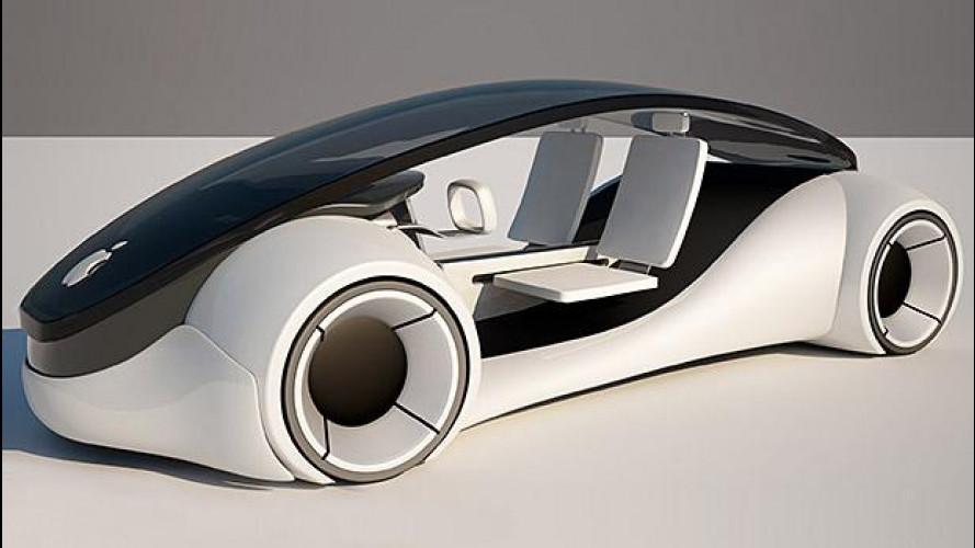 Apple Car, primi accordi per i test di guida autonoma