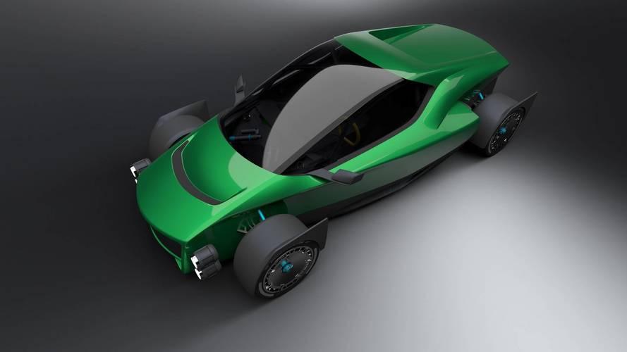 XING Mobility Miss R - Plus rapide que le Tesla Roadster !