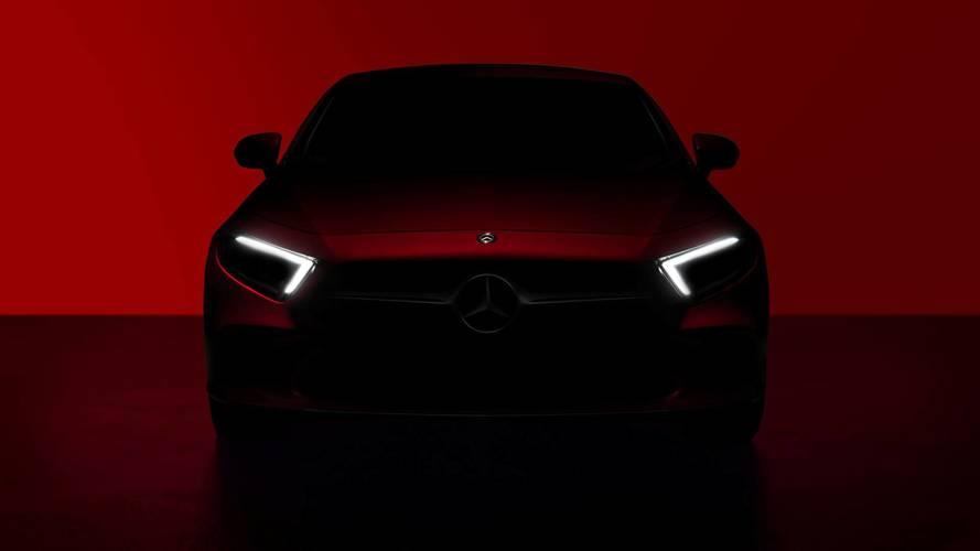 Hivatalos fotón a 2019-es Mercedes-Benz CLS