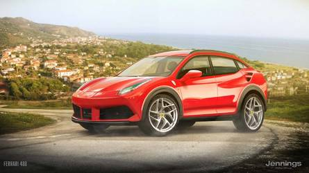 Sports Cars Reimagined As SUVs Could Be A Glimpse Of The Future