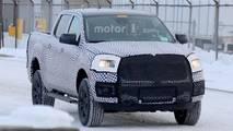 2019 Ford Ranger Spy Photos