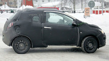 Ford Ka Latest Spy Photos with First Interior Shot