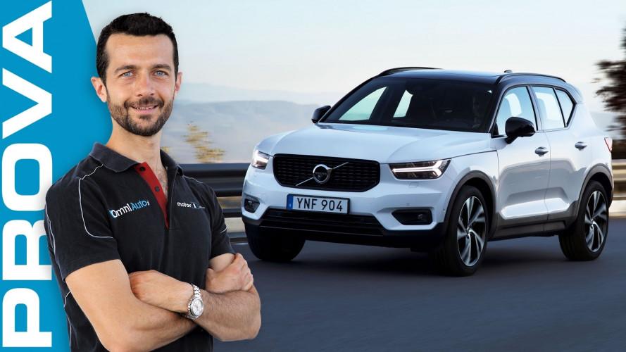 Volvo XC40, l'orgoglio di andare controcorrente