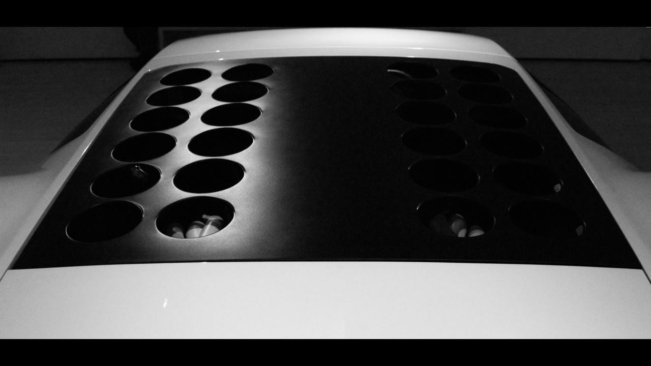 Pininfarina Ferrari 512 S Modulo