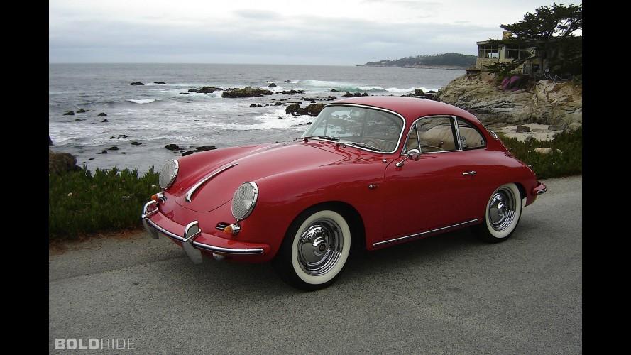 Porsche 356B Super 90 Coupe