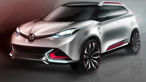 MG CS concept confirmed for Auto Shanghai