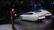 Volkswagen XL1 production version live in Geneva