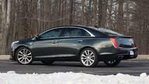 2018 Cadillac XTS V-Sport Review