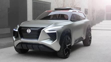 Nissan Xmotion Concept antecipa visual dos próximos SUVs da marca