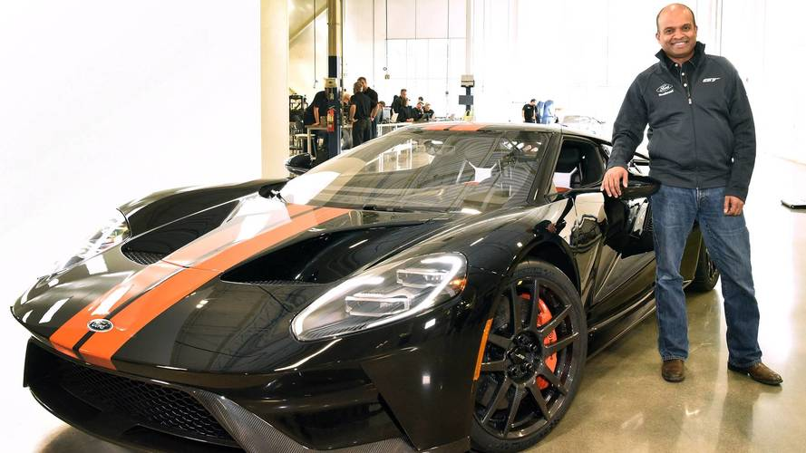 Former Ford North America boss joins GT builder