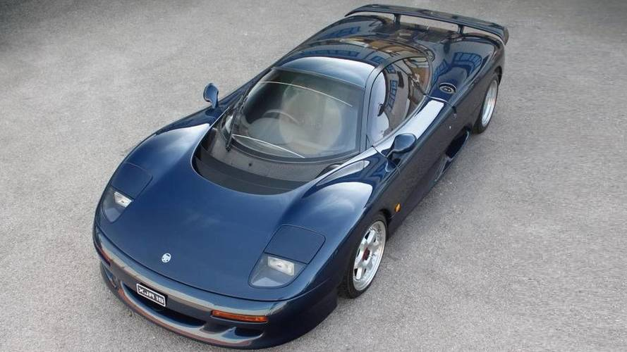 Super rare Jaguar XJR-15 will help you stand out from the crowd
