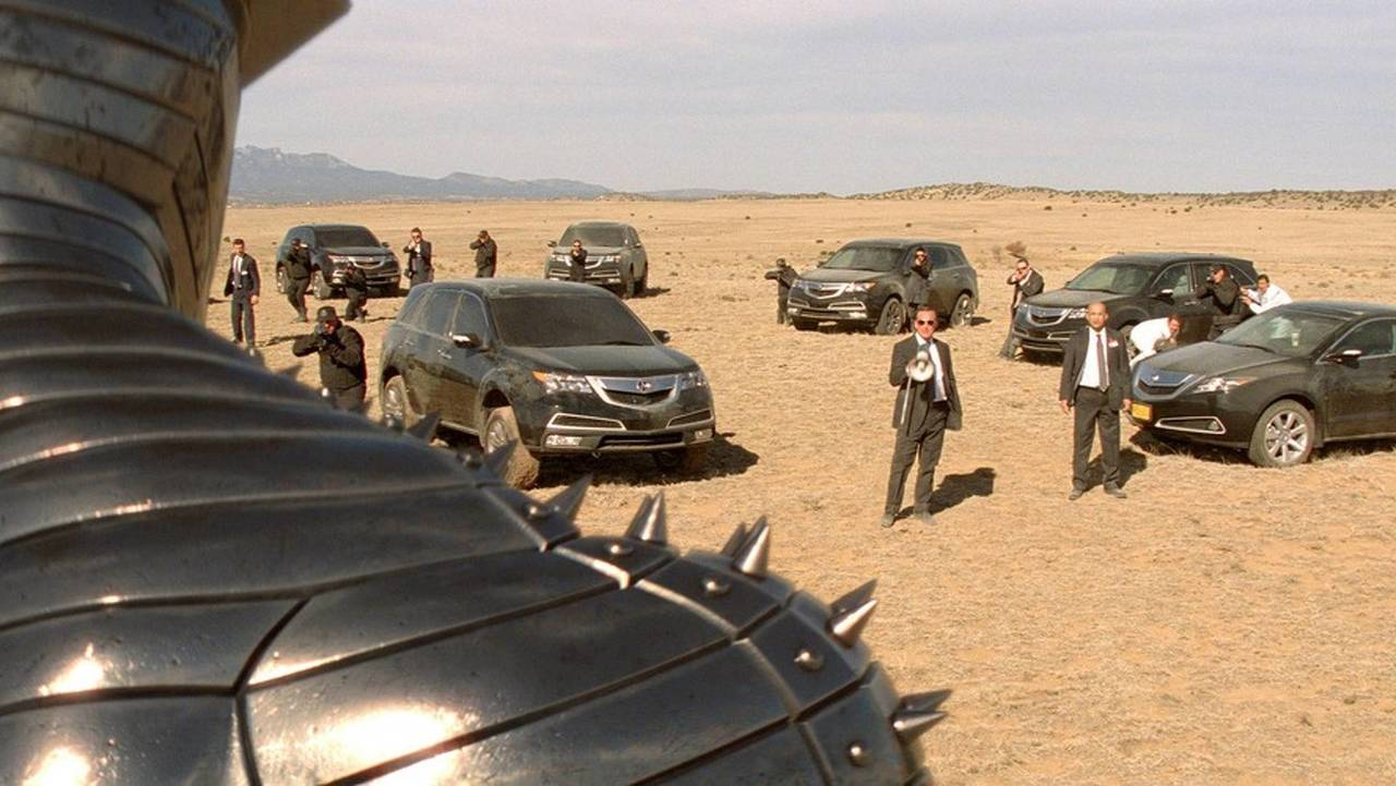 Bad: Acura Crossovers in Thor