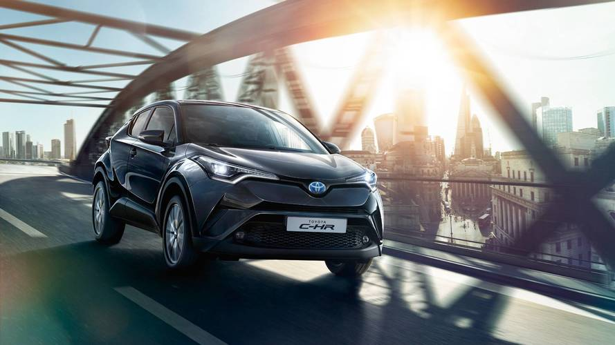 Toyota lance un C-HR Edition et un RAV4 Collection
