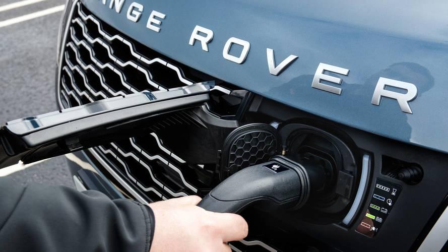 2018 Range Rover P400e