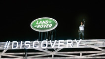 Land Rover Discovery Logo