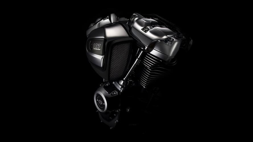 Harley-Davidson unveils new Milwaukee-Eight engine