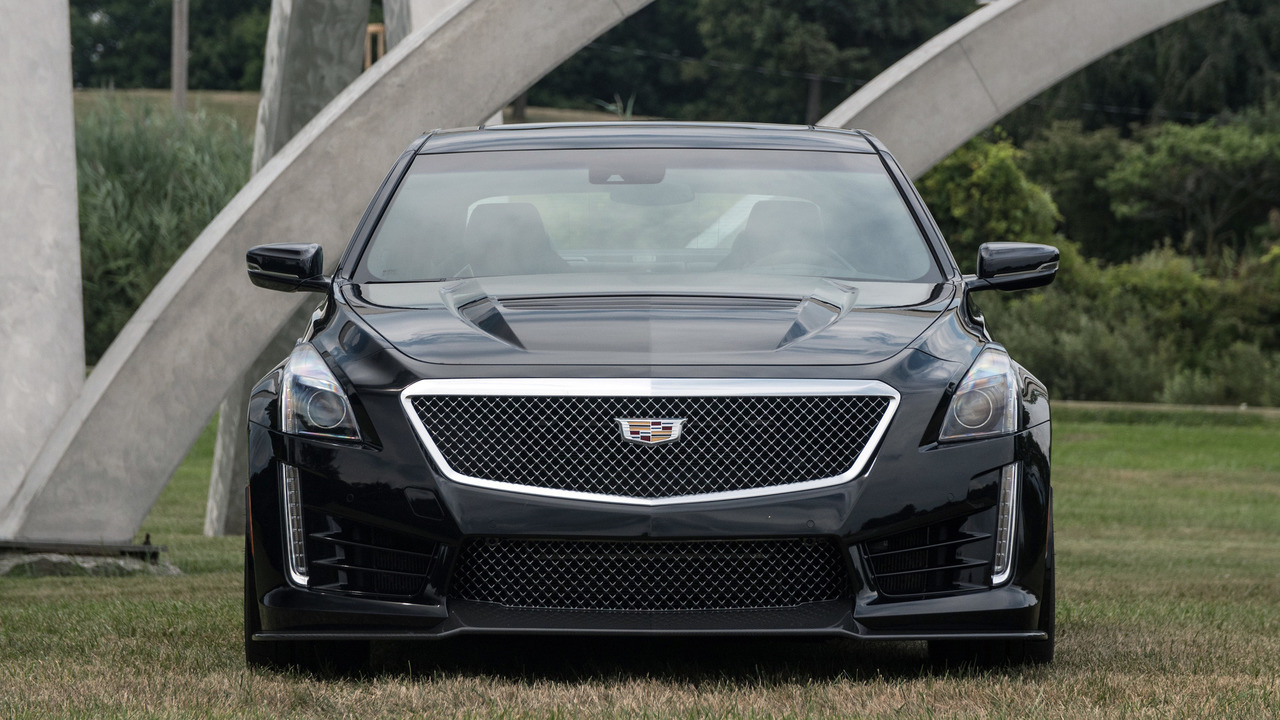 Cadillac Cts V Wagon For Sale >> Review: 2016 Cadillac CTS-V