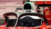 New Ferrari Halo