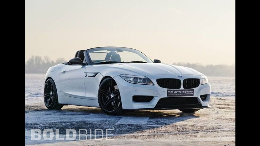 MM-Performance.pl BMW Z4 sDrive35is