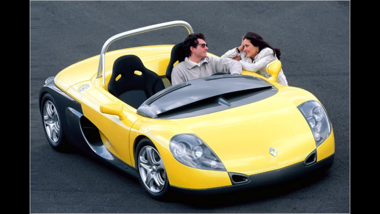 8. Renault Sport Spider (1995)