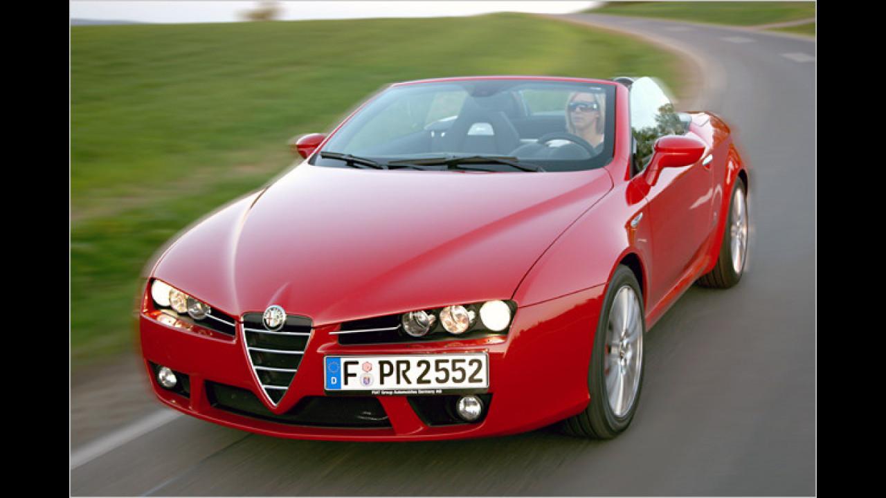 Alfa Romeo Spider 2.0 JTDM 16V DPF