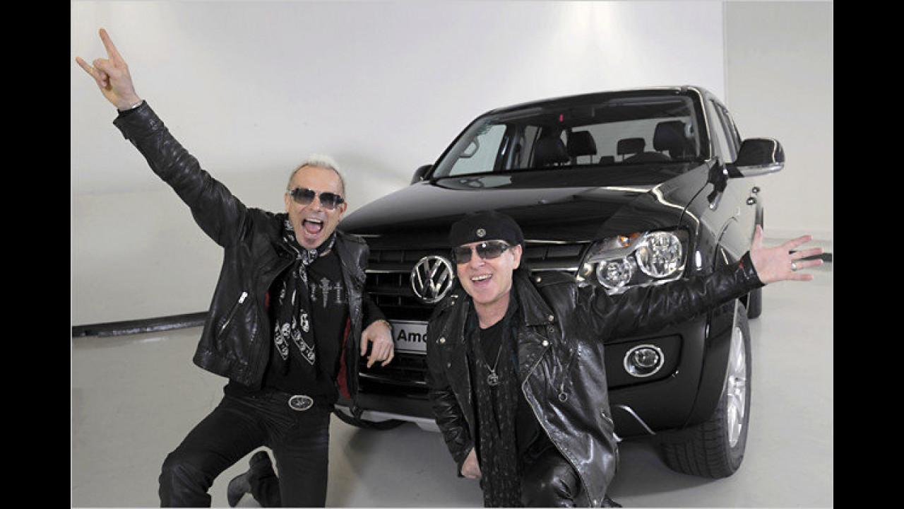 Scorpions: VW Amarok