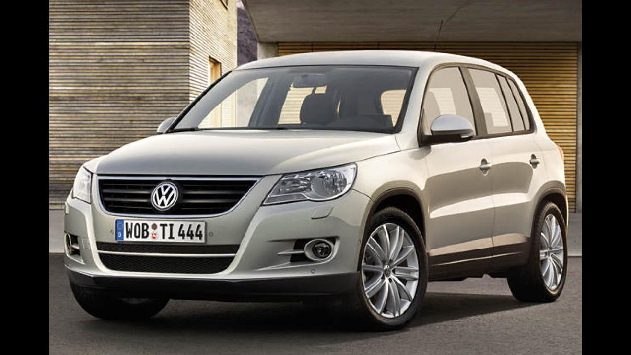 VW Tiguan 2.0 TDI Trend&Fun