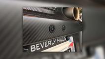 Jenson Button, McLaren 675LT Spider'ını Beverly Hills'te teslim aldı