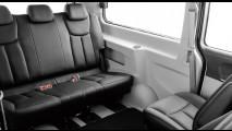 JAC T8 ganha banco deslizante que aumenta capacidade do porta-malas