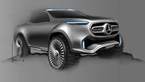 Mercedes-Benz Classe X Concept