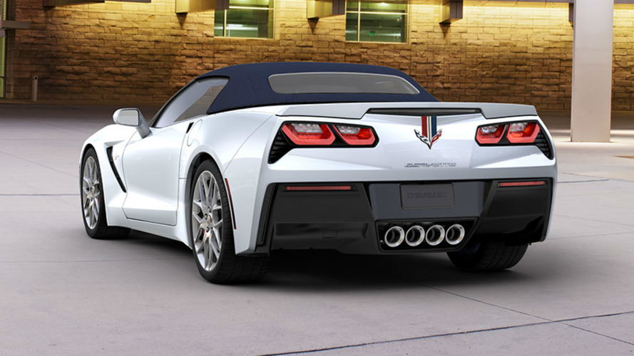 Chevrolet Corvette - Trois éditions très spéciales pour la France