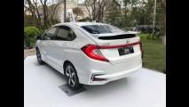 Novo Honda City Hatch tem primeiras imagens do interior reveladas