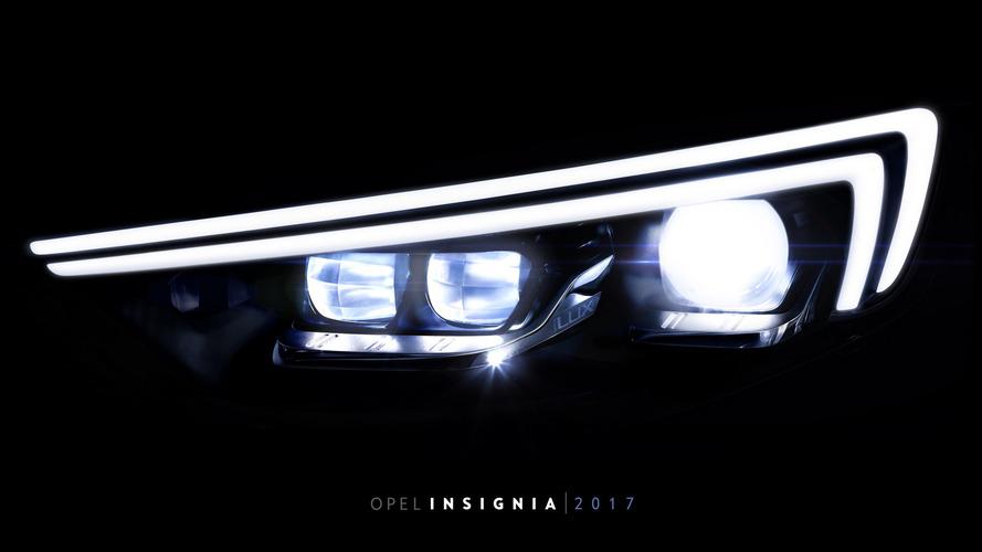 Opel Insignia Grand Sport - Rien que pour ses yeux