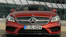 Mercedes-Benz CLS facelift arriving at Goodwood late June, on sale September 27 - report