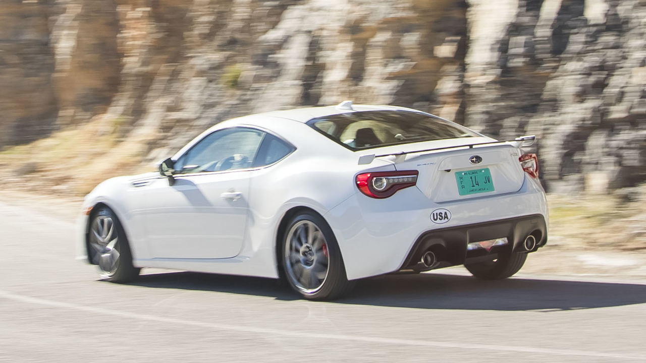 2017 Subaru Brz Second Drive Once More With Feeling