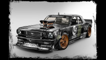 Ford Mustang Gymkhana SEVEN, Ken Block