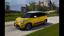 Fiat 500L Trekking USA