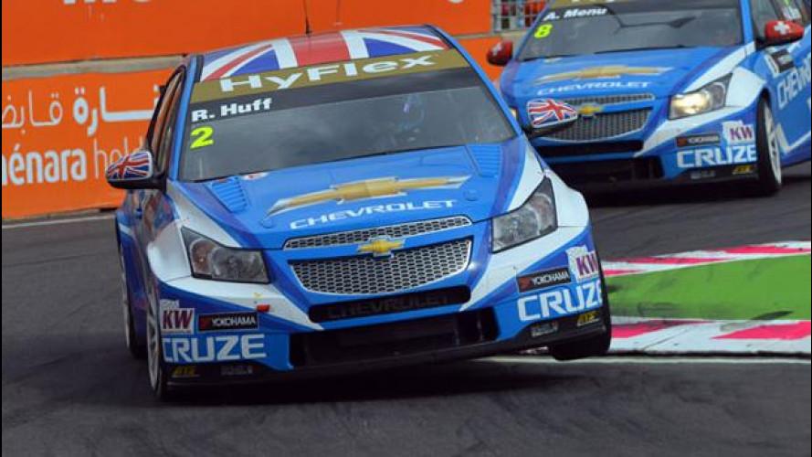 Weekend OmniCorse.it: WTCC in Slovacchia, WRC in Argentina
