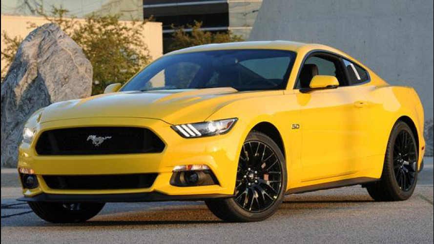 Ford Mustang, ma quanto