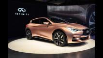 Infiniti Q30 Concept al Salone di Francoforte 2013