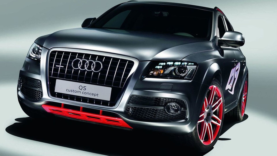 Audi Q5 Custom Concept Revealed for Wörthersee Tour 2009