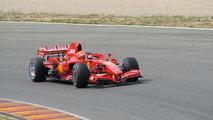 Michael Schumacher in F2007, Mugello, 31.07.2009