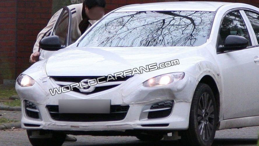 2012 Mazda RX7 Revival Mule Spied for First Time