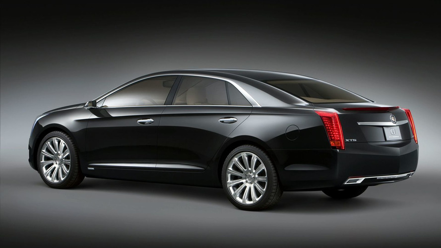 Cadillac XTS coming to L.A. Auto Show - report